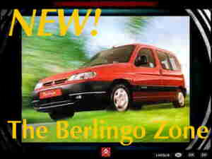 The Berlingo Zone