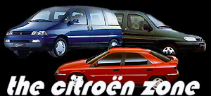 NEW! The Citroën Zone